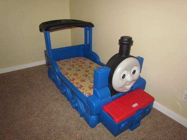 Thomas Toddler Bed Classifieds   Buy U0026 Sell Thomas Toddler Bed Across The  USA   AmericanListed