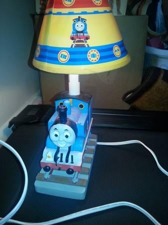 Thomas The Train Lamp   $30