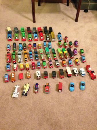 Thomas the Train Pieces - $80