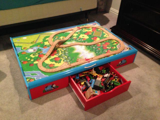 Thomas the Train Play Table