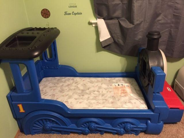 Thomas The Train Toddler Bed For Sale In Hobart, Indiana