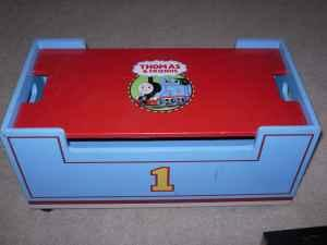 Thomas Train Set W Toy Box Redmond Or For Sale In