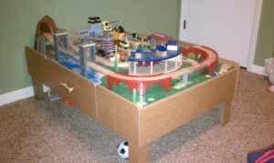 Thomas Train Table - $75 Saraland