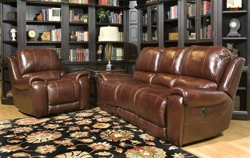 THOMASVILLE 16GAUGE100% LEATHER SOFA U0026 CHAIR FREE DEL