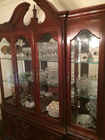 Thomasville China Cabinet For Sale In Virginia Classifieds U0026 Buy And Sell  In Virginia   Americanlisted