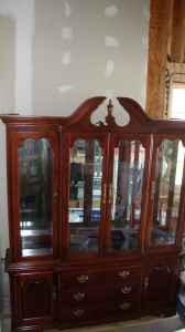 thomasville cherry dining room set fredonia ny for sale in