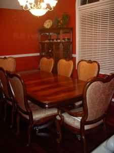 Thomasville Kent Park Dining Set Newton For Sale In