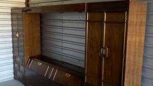 Thomasville King Wall Unit Bed Denver For Sale In Denver
