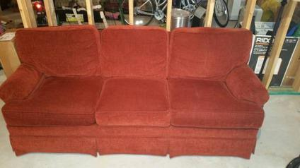 Thomasville Queen Sleeper Sofa