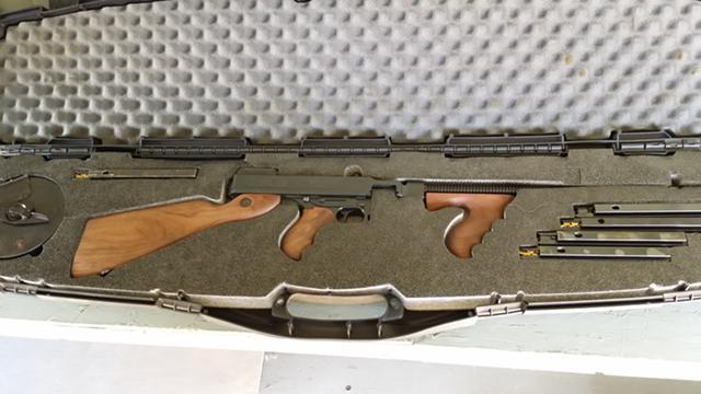 Thompson 1927 A-1 Deluxe