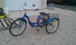 three wheel bike henderson for sale in evansville indiana classified. Black Bedroom Furniture Sets. Home Design Ideas