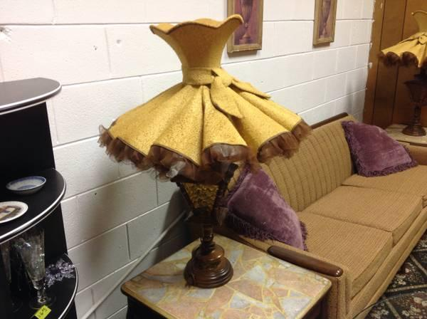 THREE WILD AND CRAZY LAMPS! - $50