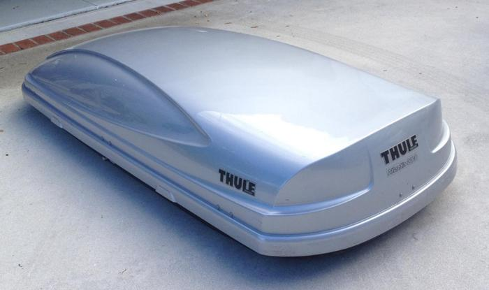 Thule Atlantis 2100 Cargo carrier