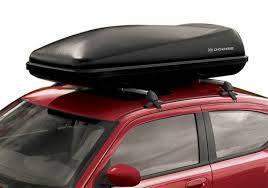 ThuleYakima Style Medium Aero Cargo box for Subaru Volvo SUV Audi VW - $120
