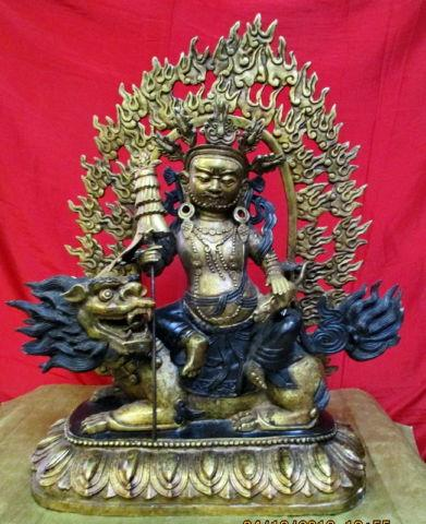 Tibetan Buddha and God Statues Sale