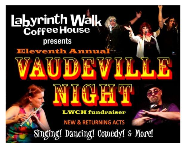 Tickets available for the 2016 Annual Vaudeville