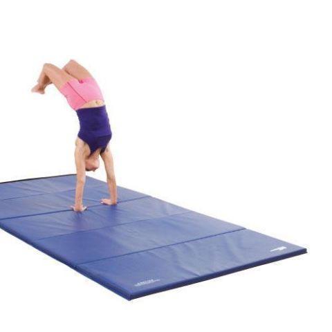 Tiffan Gymnastic Tumbling Mat Folding Foldable Yoga Pilates MMA Mats