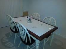 Tile Top kitchen table 125/obo