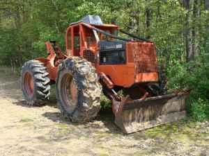 Timberjack log skidder - $28000 (Williamsport,Pa )