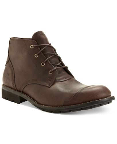 Timberland Earthkeepers City Keepers Premium Chukka Boots