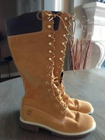 d1a3115d1e5d TIMBERLAND Women s 14 Inch Premium Waterproof Boot 23345 - for Sale ...
