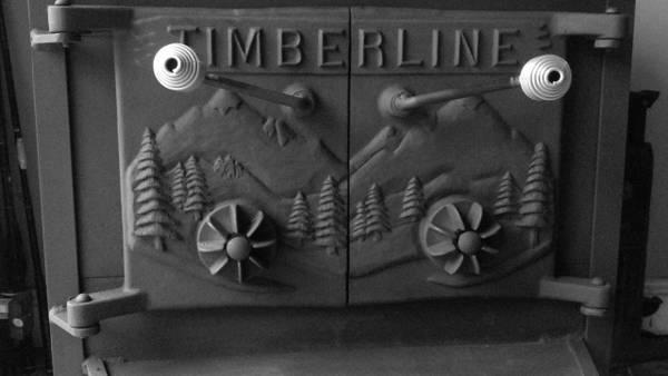 Timberline Wood Burning Stove For Sale In Leesburg