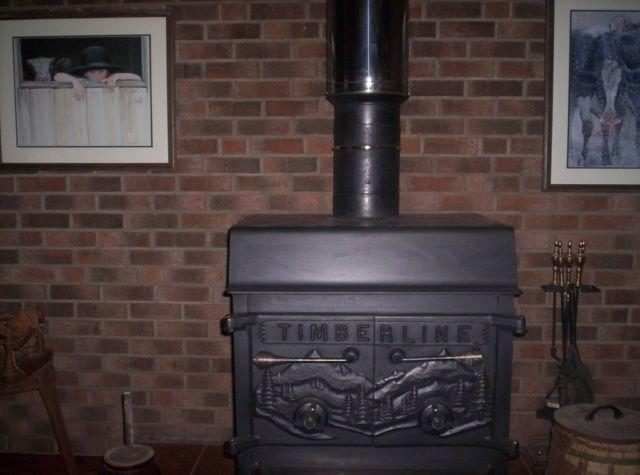 Timberline Wood Stove For Sale In Blue Creek Ohio