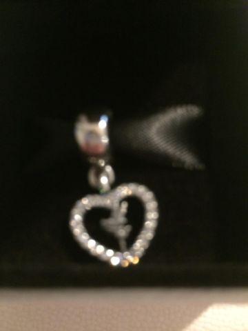 Tinker bell Pandora Charm