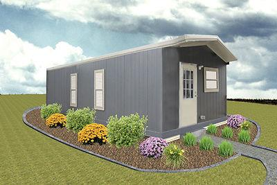 Tiny House Homes Hacienda Cabin RV Model for Sale in Maumelle