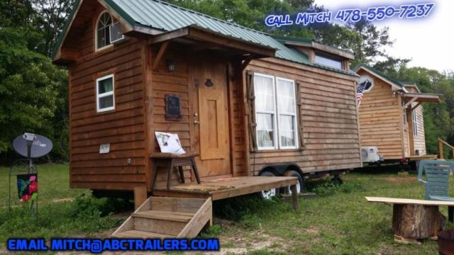 Tiny House On Wheels Built to Order