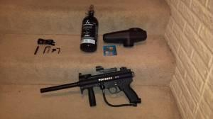 TIPPMANN A-5 - Paintball gun - $200 Southwest lincoln