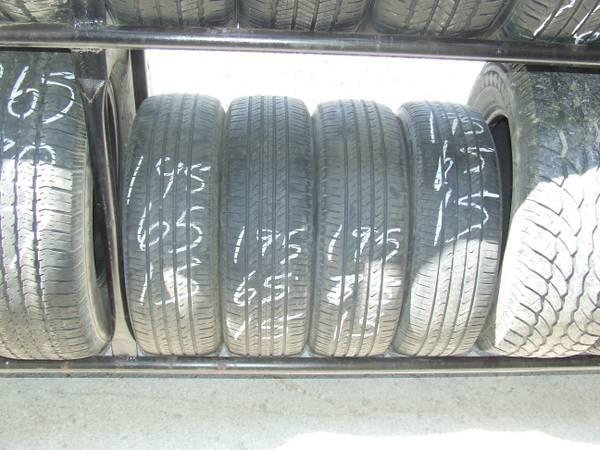 TIRES 195/65/15 GREAT SHAPE - $150