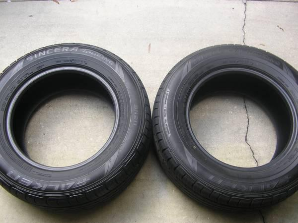 TIRES - $200