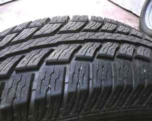 TIRES 265/75/16 - $550 (ANDALUSIA)