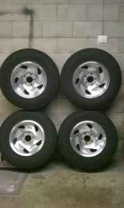 Tires and Ford rims - $300 Woodtock, va