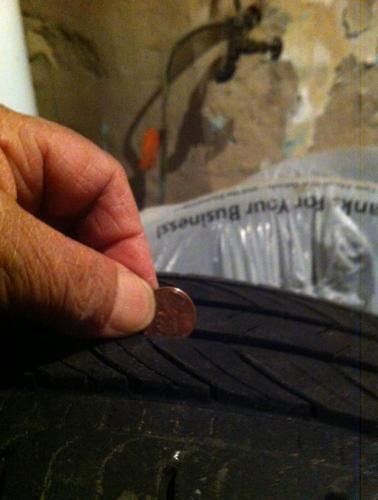 Tires for Sale 4 or (2 and 2)