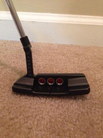 Titleist Scotty Cameron Studio Select Newport 2 Putter Golf Club