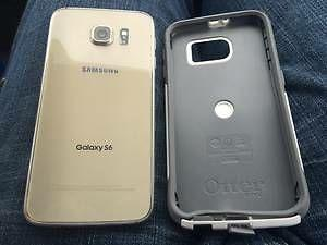 Tmobile Gold galaxy s6 32gb