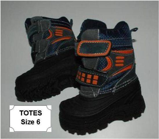 Toddler/Little Boy Size 6 Snow Boots ~ KAMIK*L L BEAN