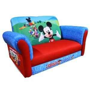 Toddler Mickey Mouse Couch   $50 (Millard)