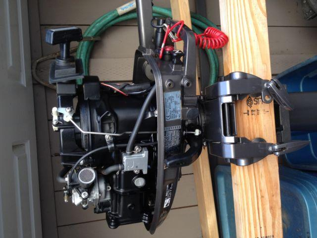 Tohatsu outboard motor 6 hp for sale in rancho california for 6 hp motor for sale