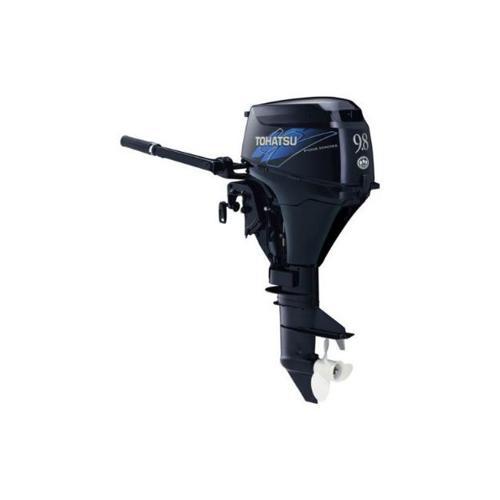 Tohatsu Outboard Motor 9.8 HP 4 Stroke