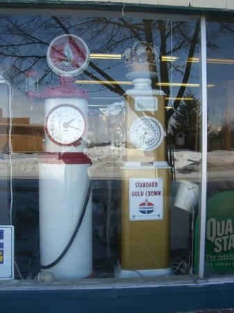 Tokheim Clockface Gas Pump & More  for Sale in Bay City