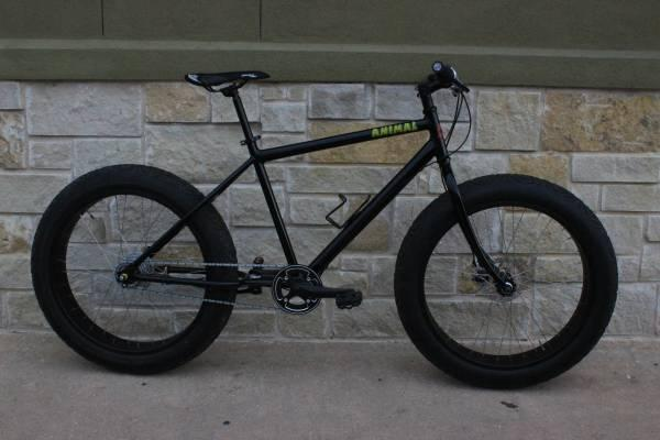 Tommisea Destroyer * Nexus 8-Speed * Fat Sand Bike -