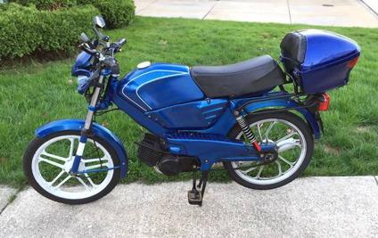 Majestic Honda Parts >> Tomos Moped -- LX Top Tank -- FAST for Sale in Cleveland ...