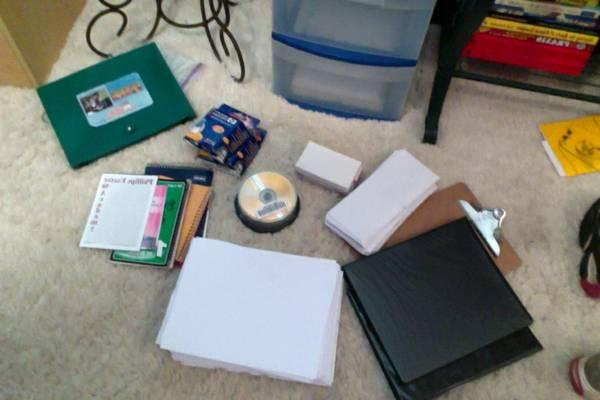 Tons of Office & School Supplies - $20