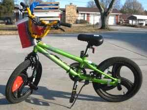 Tony Hawk Freestyle Bike - $55 Kannapolis, NC