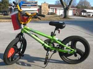 Tony Hawk Freestyle Bike - $55 Kannapolis, NC