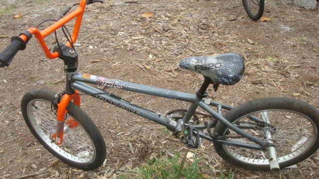 Tony Hawk Frisco MBX Bike - 20 in tires - Freestyle