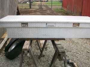 Tool Box - $80 (Carlock)